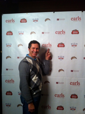 Fabulous night out at Earls.