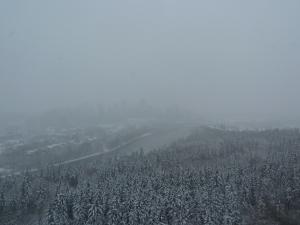 More snow.