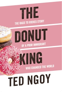 The Donut King cover